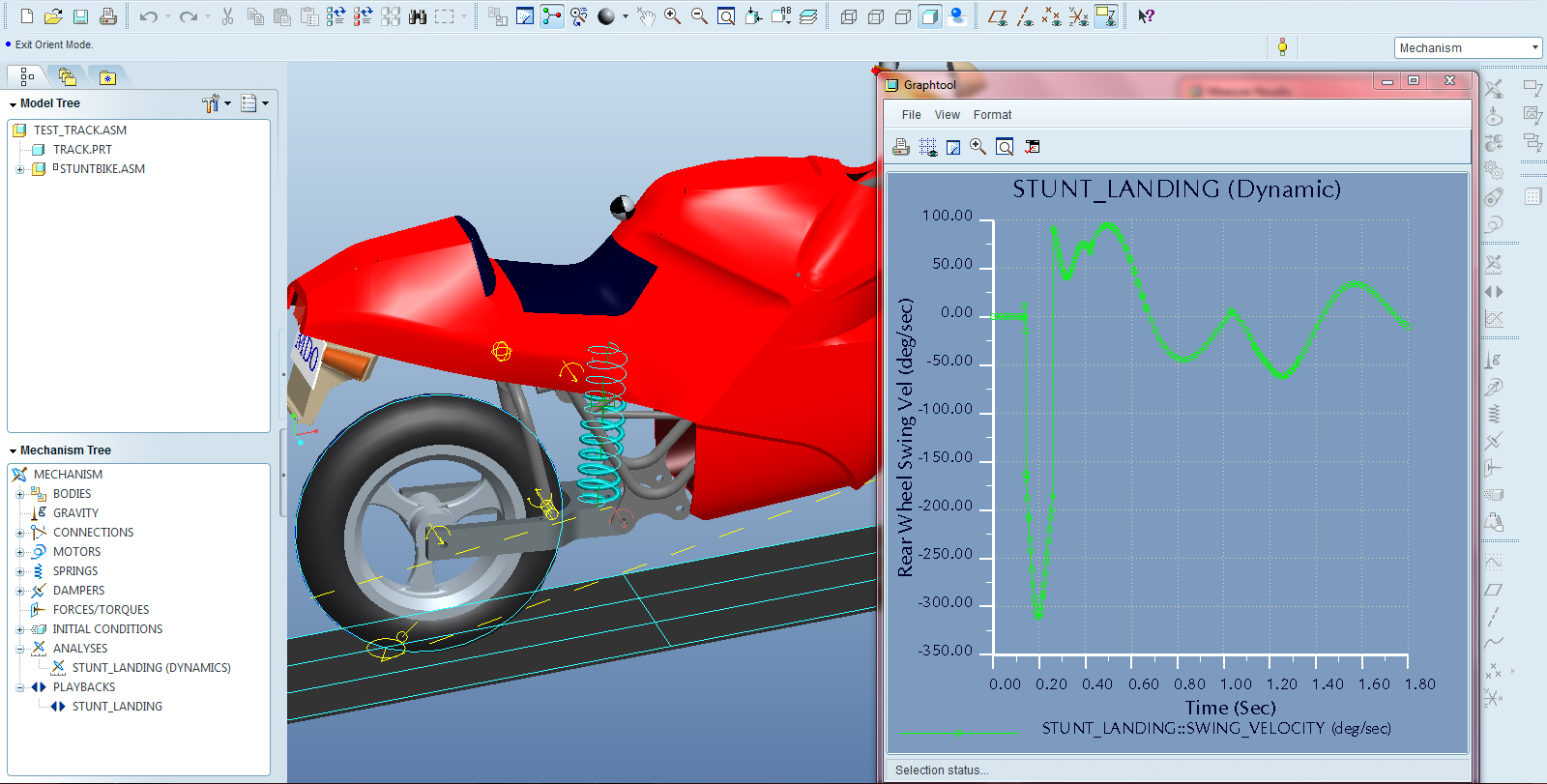 Motorcycle Case Study